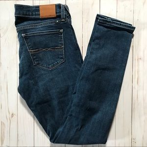 Lucky Charlie Skinny Low Rise Jeans, 8R / 29R